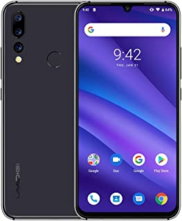 DALISHI AYSMG A5 Pro, Global Dual 4G, 4GB+32GB, Triple Back Cameras, 4150mAh Battery, Fingerprint Identification, 6.3 inch Full Screen Android 9.0 MTK Helio P23 Octa Core up to 2.0GHz, Network: 4G, Du