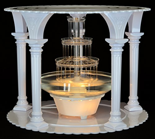 FANCI WATER FOUNTAIN FOR WEDDING CAKE