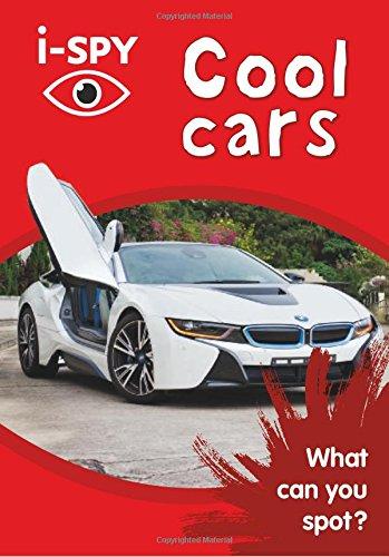 I-SPY COOL CARS PB