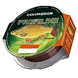 Cormoran Monofile Angelschnur-Profiline Karpfen 400m 0,35mm 10,0kg