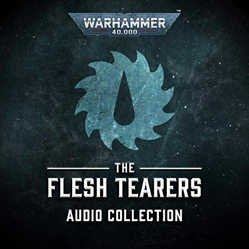 The Flesh Tearers Audio Collection Titelbild