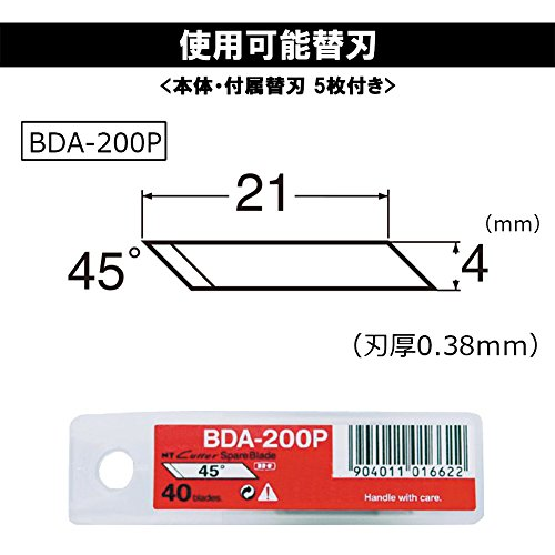 NT『薄物円切りカッタークリア(iC-1500P)』