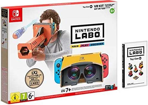 Nintendo Labo VR Kit Starter Set NSW Switch product image