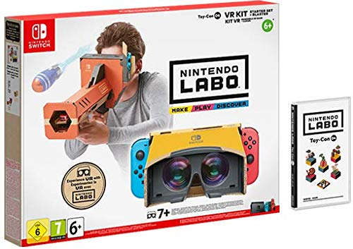 Nintendo Labo: Vr Kit Starter Set Nsw- Nintendo Switch