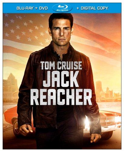 Jack Reacher (Two-Disc Blu-ray/DVD Combo + Digital Copy)