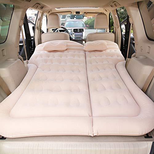 Tickas Inflatable Car Bed,Car Inflatable Bed Air Mattress Universal SUV Car Travel Sleeping Pad Outdoor Camping Mat