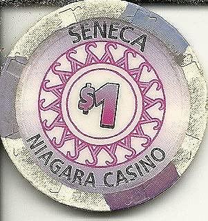 $1 seneca house casino chip niagara canada