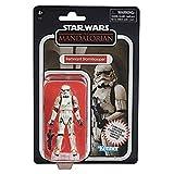 Star Wars Juguete de Remnant Stormtrooper de la Colección Carbonizada Vintage Collection, Figura de 9.5cm de The Mandalorian, para Niños a Partir de 4 Años, Multicolor (Hasbro F14215L0)