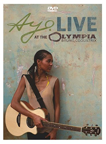 Ayo-Live at The Olympia [Blu-Ray]