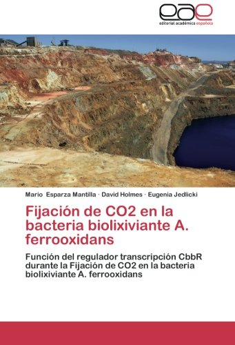 Esparza Mantilla, M: Fijación de CO2 en la bacteria biolixiv