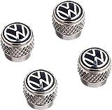 Volkswagen - Cappucci valvole per Golf Polo, Passat e Scirocco, Ricambio Originale VW