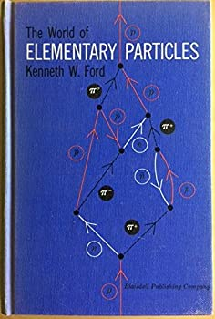 World of Elementary Particles 0536001707 Book Cover