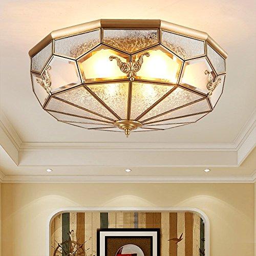 5151BuyWorld Lamp kegel van koper voor kinderkamer plafondlamp woonkamer balkon Luminaria vintage binnen topkwaliteit