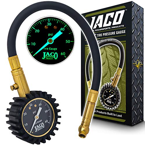 Our #2 Pick is the JACO ElitePro Tire Pressure Gauge