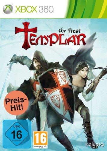 The First Templar [Importación alemana]
