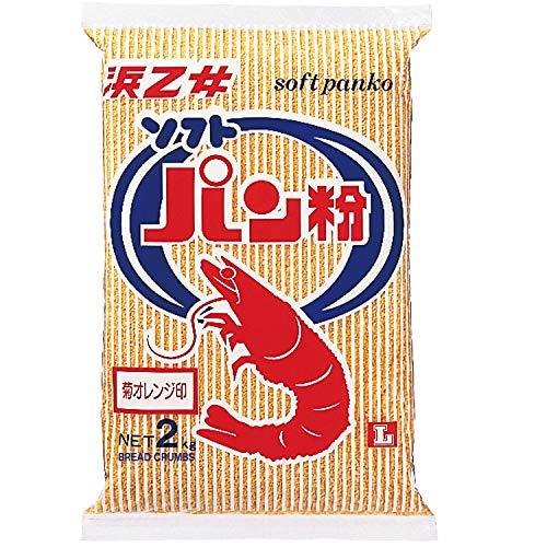 浜乙女 ソフトパン粉 菊オレンジ 2000g