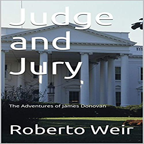 Judge and Jury  audiobook cover art