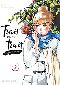 Trait pour trait, dessine et tais-toi Edition simple Tome 2