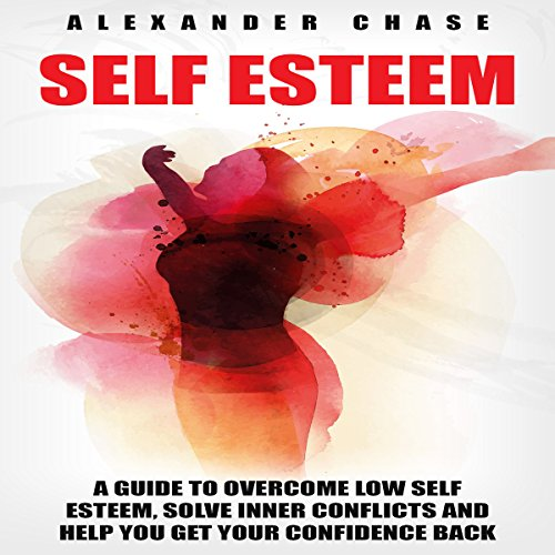 Self Esteem audiobook cover art