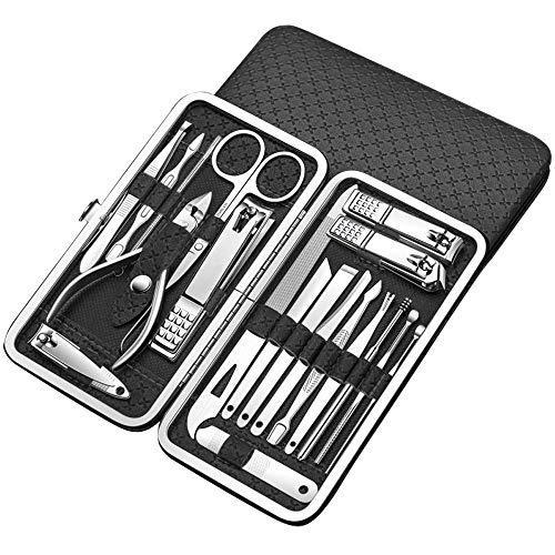 Kit De Manicure Y Pedicure marca FUYOTA