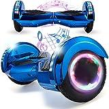 Magic Vida Overboard 8 Pouces Bluetooth Puissance 700W avec Deux Barres LED Gyropode Pas Cher...