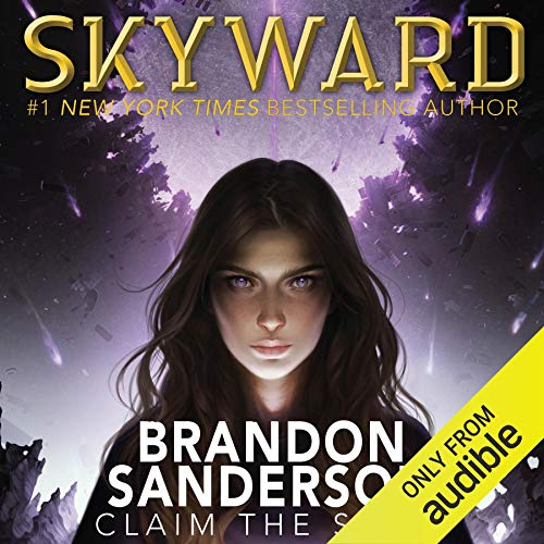 Skyward                   By:                                                                                                                                 Brandon Sanderson                               Narrated by:                                                                                                                                 Suzy Jackson                      Length: 15 hrs and 28 mins     16,967 ratings     Overall 4.8