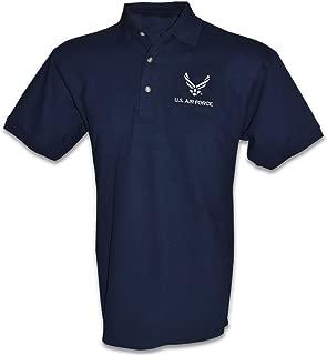 US Air Force USAF Polo Golf Shirt