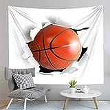 PPOU Stampa sferica arazzo appeso a parete murale soggiorno decorazione murale Arte arazzo sfondo panno appeso panno A5 73x95cm
