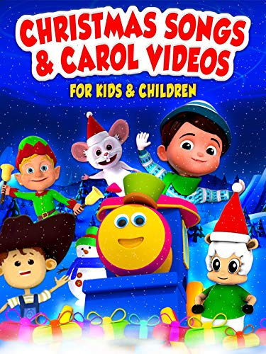 Christmas Songs & Carol Videos for Kids and Children