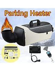 Calentador de aire diesel de 12V 5000W Aire Calentador de estacionamiento de diesel Equipo de calentamiento para automóviles, autobuses, vehículos de recreación, camiones, vehículos de ingeniería