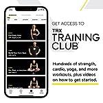Système d'entraînement à suspension TRX GO : léger et portable| Entraînements complets du corps, tous niveaux et tous objectifs| Comprend une affiche de démarrage, des ancrages intérieurs/extérieurs #1