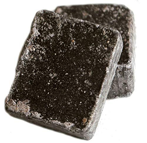 Terrapin Trading Ltd 10g Noir Ambre Ambergeris Base de Parfum Solide Bloc de pâte Aphrodisiaque