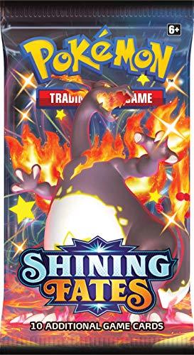 Haumax Pokémon Shining Fates Booster Pack English SWSH 4.5 Pre Order Prepedido – Pokémon brillante destino