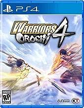 PS4 WARRIORS OROCHI 4 (ASIA)