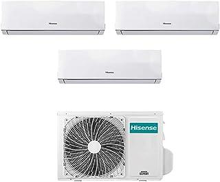 Aire acondicionado Climatizador Trial Split Inverter Hisense Comfort 9000+ 9000+ 120009+ 9+ 12BTU A + + amw3–20u4szd1