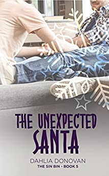 The Unexpected Santa (The Sin Bin Book 5) by [Dahlia Donovan, Claire Smith, Hot Tree Editing]