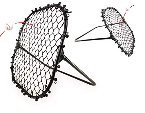 QUICKPLAY PRO Rebounder 5x5' Adjustable Angle...