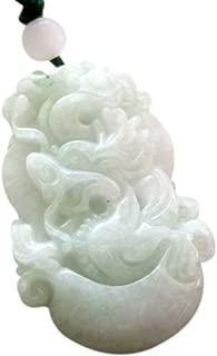 Best real jade dragon pendant Reviews