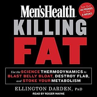 Men's Health Killing Fat audiobook cover art