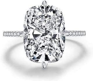 elongated cushion engagement ring