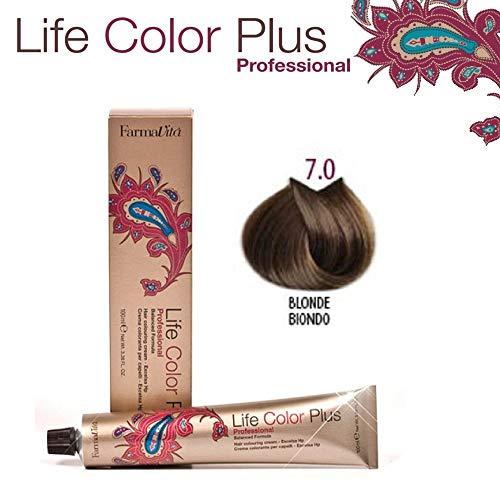 Farmavita Life Color Plus Tinte Capilar 7.0-90 ml