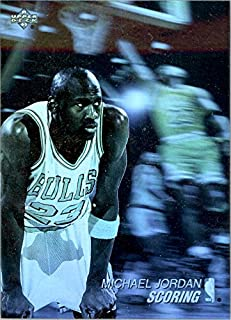 michael jordan hologram card