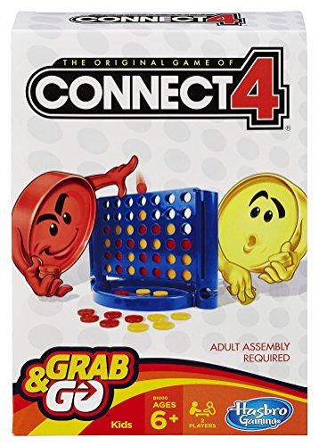 Hasbro Gaming Jogo Gaming Connect 4 Grab & Go