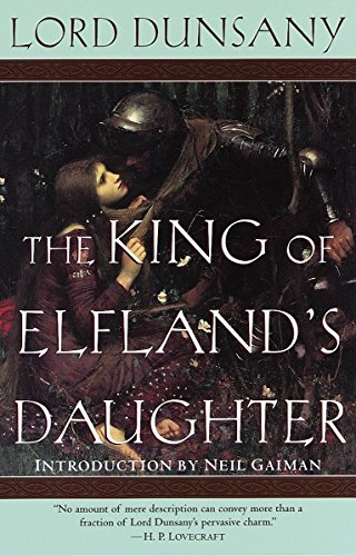 The King of Elfland's Daughter: A Novel (Del Rey Impact)