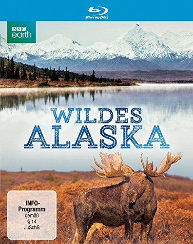 Wildes Alaska [Blu-ray]