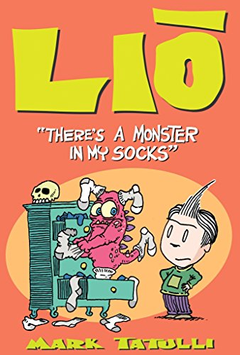 Lio: There's a Monster in My Socks (Volume 7)
