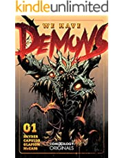 We Have Demons (comiXology Originals) #1 (English Edition)