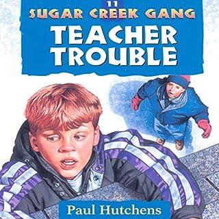 Teacher Trouble audiobook cover art