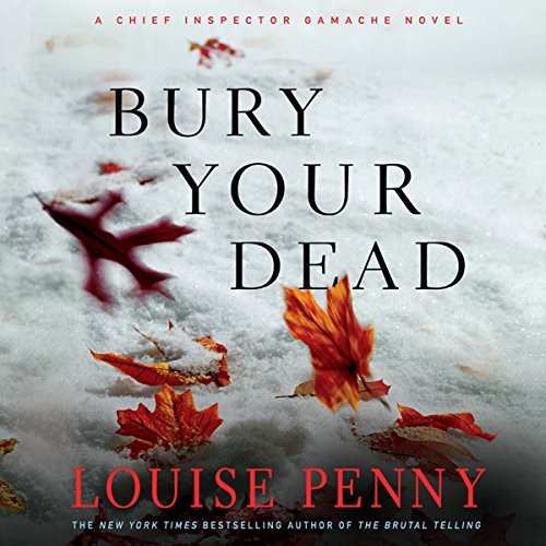 Bury Your Dead audiobook cover art
