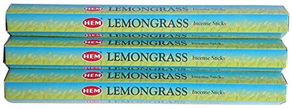 割る誕生日便利さHEM レモングラス 3個セット